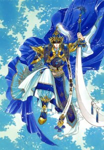 Rating: Safe Score: 3 Tags: clamp male souryuuden User: Share