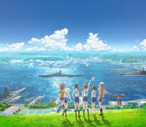 Rating: Safe Score: 28 Tags: high_school_fleet irizaki_mei landscape misaki_akeno munetani_mashiro nosa_kouko seifuku shiretoko_rin sweater tagme tateishi_shima User: saemonnokami