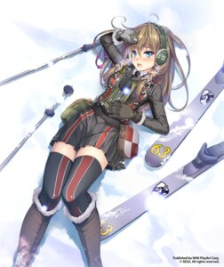 Rating: Safe Score: 79 Tags: carisa_contzen tagme thighhighs uniform valkyria_chronicles valkyria_chronicles_3 User: Mr_GT