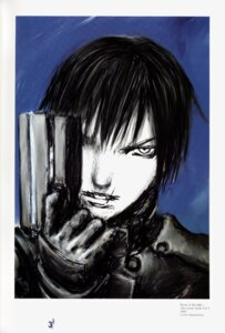 Rating: Safe Score: 2 Tags: blame! killy male tsutomu_nihei User: Umbigo