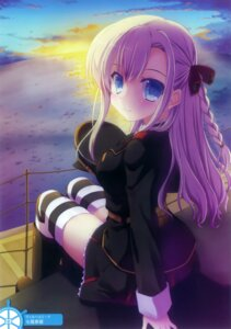 Rating: Safe Score: 63 Tags: high_school_fleet nanao_naru thighhighs uniform wilhelmina_braunschweig_ingenohl_friedeburg User: Radioactive