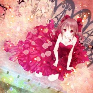 Rating: Safe Score: 46 Tags: cleavage dress fuuten_nozomi kanzaki_ranko the_idolm@ster the_idolm@ster_cinderella_girls User: fairyren