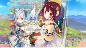Rating: Safe Score: 53 Tags: atelier_sophie dress gust_(company) noco plachta sophie_neuenmuller stockings thighhighs yuugen User: rantooya