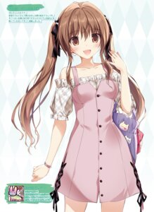 Rating: Questionable Score: 21 Tags: aomi_kanon dress karory User: kiyoe