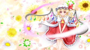 Rating: Safe Score: 18 Tags: flandre_scarlet touhou wallpaper wings ymd_(holudoun) User: RyuZU
