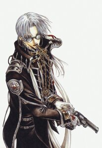 Rating: Safe Score: 3 Tags: gun male thores_shibamoto trinity_blood User: Radioactive