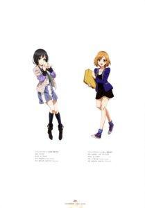 Rating: Safe Score: 26 Tags: dress hayakawa_asami heels makino_hiromi miyamori_aoi shirobako yasuhara_ema User: drop