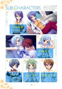 Rating: Questionable Score: 2 Tags: hontani_kanae megane natsu_yume_nagisa saga_planets User: crim