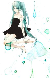 Rating: Safe Score: 24 Tags: aliasing dress hatsune_miku mita vocaloid User: charunetra