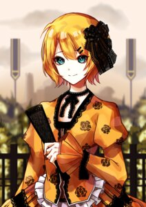 Rating: Safe Score: 24 Tags: dress kagamine_rin nichya vocaloid User: charunetra