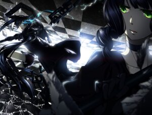 Rating: Safe Score: 25 Tags: black_rock_shooter black_rock_shooter_(character) dead_master rituiti sword vocaloid User: SubaruSumeragi
