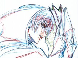 Rating: Safe Score: 5 Tags: code_geass lelouch_lamperouge male sketch User: Dunkel_liebe