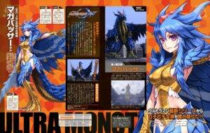Rating: Questionable Score: 18 Tags: erect_nipples horns monster monster_girl photo tail ultra_kaijuu_gijinka_keikaku wings User: drop