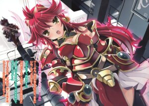 Rating: Safe Score: 28 Tags: armor cleavage tsurugi_hagane valkyrie_works User: K@tsu