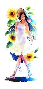 Rating: Safe Score: 12 Tags: dress summer_dress tan_lines yama_bukiiro User: charunetra