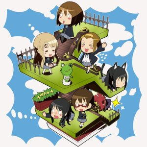 Rating: Safe Score: 22 Tags: akiyama_mio animal_ears chibi hajime-ill-1st hirasawa_yui k-on! kotobuki_tsumugi manabe_nodoka megane nakano_azusa nekomimi tainaka_ritsu User: Radioactive