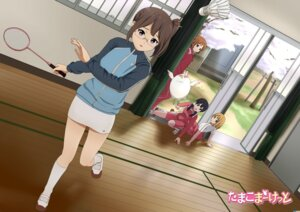 Rating: Safe Score: 20 Tags: asagiri_shiori gym_uniform heli-kotohime kitashirakawa_tamako makino_kanna megane tamako_market tokiwa_midori User: gnarf1975