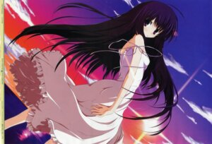 Rating: Safe Score: 35 Tags: dress tsukinon tsukisome_no_kasa User: vita