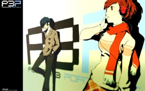 Rating: Safe Score: 7 Tags: arisato_minato female_protagonist_(p3) megaten persona persona_3 soejima_shigenori wallpaper User: Radioactive