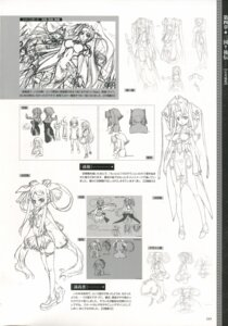 Rating: Safe Score: 5 Tags: baseson character_design koihime_musou monochrome sketch sonken sonshoukou User: admin2