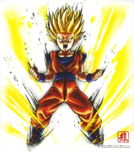 Rating: Safe Score: 3 Tags: dragon_ball dragon_ball_z User: drop