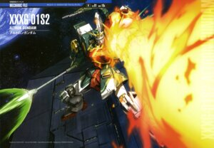 Rating: Safe Score: 11 Tags: altron_gundam gundam gundam_wing mecha ueda_youichi User: Share