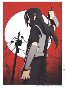Rating: Safe Score: 8 Tags: male naruto nishio_tetsuya uchiha_itachi weapon User: Radioactive