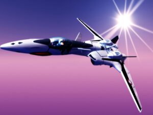 Rating: Safe Score: 2 Tags: macross mecha tenjin_hidetaka the_super_dimension_fortress_macross User: Radioactive