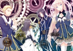 Rating: Questionable Score: 7 Tags: luna_lia mahou_sensou possible_duplicate sword thighhighs uniform User: kiyoe
