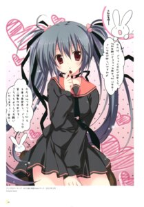 Rating: Safe Score: 18 Tags: korie_riko seifuku User: fireattack