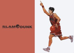 Rating: Safe Score: 5 Tags: basketball inoue_takehiko megane slam_dunk User: 落油Я
