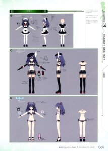 Rating: Safe Score: 13 Tags: bikini character_design choujigen_game_neptune choujigen_game_neptune_mk2 maid swimsuits tsunako uni_(choujigen_game_neptune) User: donicila