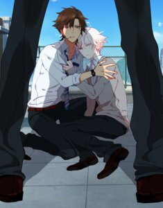 Rating: Safe Score: 6 Tags: emiya_kiritsugu fate/stay_night fate/zero lastgray male matou_kariya User: Radioactive
