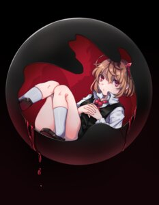 Rating: Safe Score: 18 Tags: 13_(spice!!) rumia touhou User: Mr_GT