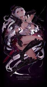 Rating: Safe Score: 104 Tags: armor granblue_fantasy jeanne_d'arc jeanne_d'arc_(granblue_fantasy) oyu_(sijimisizimi) sword User: Mr_GT