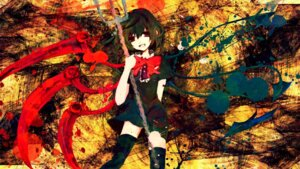 Rating: Safe Score: 13 Tags: houjuu_nue meola touhou wallpaper User: Metalic