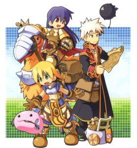 Rating: Safe Score: 2 Tags: lord_knight priest ragnarok_online super_novice User: Tsubaki_san