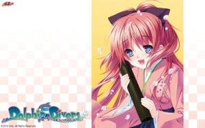Rating: Safe Score: 13 Tags: axl dolphin_divers kimono ogura_minamo senomoto_hisashi wallpaper User: bakatori