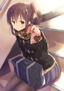 Rating: Safe Score: 76 Tags: kukiha pantyhose sweater valentine User: Mr_GT