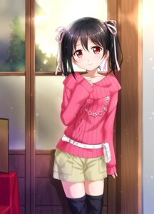 Rating: Safe Score: 94 Tags: love_live! thighhighs tucana yazawa_nico User: Mr_GT