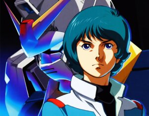 Rating: Safe Score: 3 Tags: gundam kamille_bidan male zeta_gundam User: Radioactive