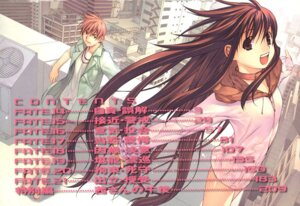 Rating: Safe Score: 5 Tags: ibuki_keita kuro kurokami park_sung-woo User: Malkuth