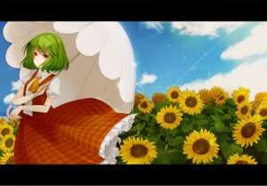 Rating: Safe Score: 5 Tags: hanacco kazami_yuuka touhou User: Radioactive