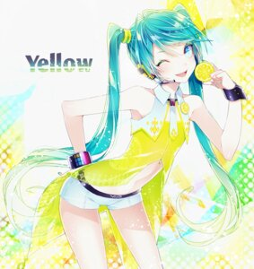Rating: Safe Score: 27 Tags: 1055 hatsune_miku headphones see_through vocaloid User: charunetra