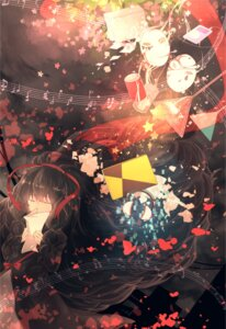 Rating: Safe Score: 27 Tags: azami_(kagerou_project) kagerou_project lulux_woodoo mekakucity_actors User: sylver650