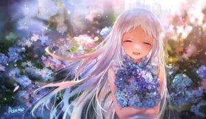 Rating: Safe Score: 19 Tags: ano_hi_mita_hana_no_namae_wo_bokutachi_wa_mada_shiranai azomo dress honma_meiko summer_dress User: Mr_GT