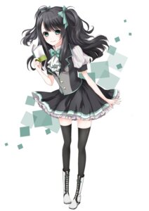Rating: Safe Score: 22 Tags: mf_bunko thighhighs tsukumo_(an-mar) User: animeprincess