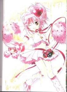 Rating: Safe Score: 3 Tags: amulet_heart binding_discoloration hinamori_amu peach-pit ran shugo_chara User: noirblack
