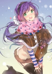 Rating: Safe Score: 82 Tags: heels love_live! stockings thighhighs toujou_nozomi yuran User: Mr_GT