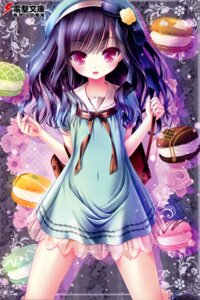 Rating: Safe Score: 82 Tags: dress momijidani_nozomi see_through seifuku tenshi_no_three_piece! tinkle User: RICO740